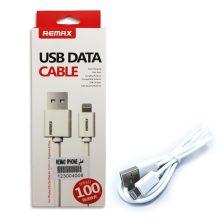 کابل انتقال داده USB به لایتنینگ آیفون مدل Remax
