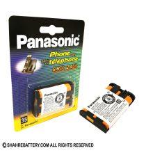 باتری اورجینال تلفن بیسیم پاناسونیک Panasonic HHR-P107