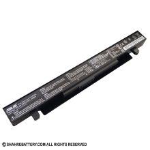 باتری اورجینال لپ تاپ ایسوس Asus K550 A41-X550A