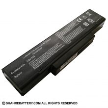 باتری لپ تاپ ام اس آی Msi M660 SQU-526