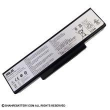 باتری اورجینال لپ تاپ ایسوس Asus K72 A32-K72