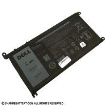 باتری اورجینال لپ تاپ دل Dell Inspiron 15 5568 WDX0R