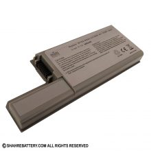 باتری لپ تاپ دل Dell Latitude D830 CF623