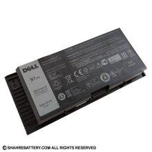 باتری اورجینال لپ تاپ دل Dell Precision FJJ4W
