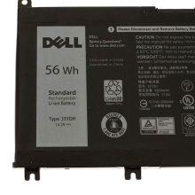 باتری اورجینال لپ تاپ دل Dell 33YDH
