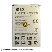 باتری اورجینال موبایل ال جی LG G4