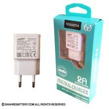 شارژر اورجینال فست موبایل سامسونگ Samsung Adapter Fast 9V 1.67A