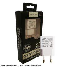 شارژر اورجینال موبایل سامسونگ Samsung Adapter 5V 1.55A