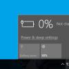 بررسی مشکل شارژ نشدن باتری لپ تاپ