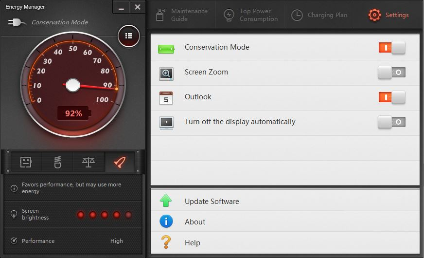 معرفی نرم افزار Energy Manager و کالیبره کردن باتری